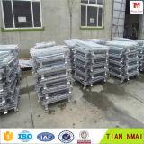 직류 전기를 통한 순수한 콘테이너 /Steel 철망사 감금소