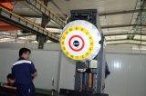 Center-Pqa-540 fazendo à máquina de chanfradura e de trituração do alumínio vertical