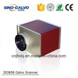 Galvo aprobado Scannner Js3808 del Ce para la máquina de grabado de la joyería del laser