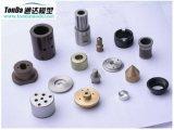 Kundenspezifische Präzision Soem-Aluminiumselbstersatzteile CNC-maschinell bearbeitenteile