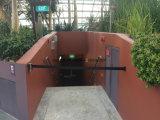 High Quanlity Stainless Steel ou Steel Material Systèmes de barrière montée sur le mur