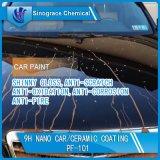 Selbstreinigende hydrophobe Beschichtung für Auto und keramisch
