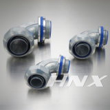 Type van Hoek van de Buis van Hnx het Vloeibare Strakke Flexibele