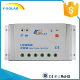 Свет работы регулятора 30A 12V/24V разрядника заряжателя Epsolar автоматические и регулятор Ls3024b отметчика времени