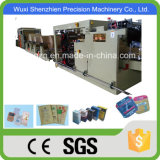 Bom preço da máquina automática de sacos de papel de alta velocidade usada para embalagem de cimento