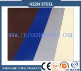 Bobina de acero cubierta color del Galvalume como 1397 G2+Az