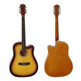 Китай Aiersi гитара типа Dreadnaught цвета Cutway 41 дюйма акустическая