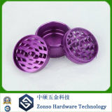 Anodisierte OberflächenTreament Soem kundenspezifische Metall-CNC-maschinell bearbeitenteile