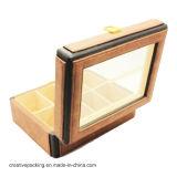 2016 Nuevo regalo de cuero de diseño Packaging Box Supplier