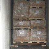Profil en aluminium de couleur d'enduit gris foncé de poudre pour la porte de guichet