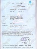 Fraise-mère d'admission de la CE EMC RoHS de CB pour le modèle européen Sm22-A32 du marché