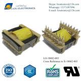 Transformateur d'alimentation de commutation de 7+7 fréquences fait sur commande