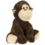 Giocattolo di seduta della scimmia dei bambini della peluche enorme sveglia molle Huggable