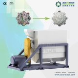 De plastic Apparatuur van het Recycling van de Fles van het Huisdier van het Recycling