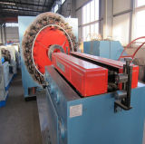Горизонтальная 24 машины заплетения провода нержавеющей стали шпинделя для шланга металла