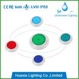 Lampada subacquea della piscina del LED riempita resina