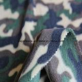 De Polaire Vacht van de camouflage met Borstel 1 van Twee Kanten ZijAntipilling