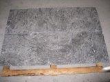 Rey gris Flower Marble de las ventas calientes para el cuarto de baño y la pared