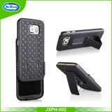 Cas chaud de couverture d'armure d'accessoires de téléphone mobile d'usine de la Chine de ventes pour la galaxie Note2 Note3 Note4 J7 A7 J3 S5 S6 S7 de Samsung
