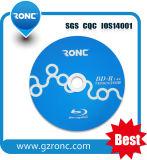 良質印刷できるBdR青光線ディスク1X-6X 25GB
