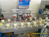 Stampatrice manuale del rilievo di 6 colori per la bottiglia di plastica della tazza