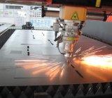 Ontwerp die van Metaal met Laser Staalplaten Corten snijden