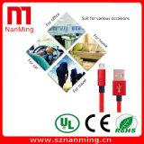 Cavo del caricatore del USB al micro cavo del USB
