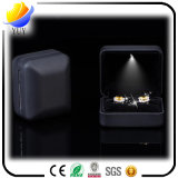 Hochwertiger kreativer LED Schmucksache-Kasten der Diamant-Halsketten-hängenden Ohrring-