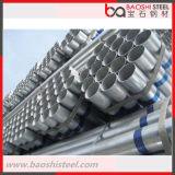 Soldadas galvanizadas tubos redondos de acero al carbono (Q195, Q235, Q345)