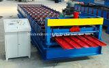 機械装置を作る機械タイルを曲げる1000の金属の屋根ふきシートのひだが付く機械