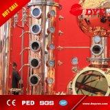 Fait en cuivre de bière de qualité de la Chine 1000L calme le matériel de distillerie