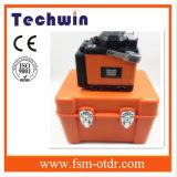 Splicer de fibra óptica de venda quente da fusão/máquina de emenda Tcw605