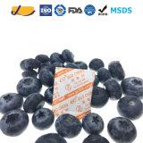 antioxidantes aprobados por la FDA de la fábrica del amortiguador del oxígeno 100cc para el alimento