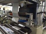 Machine de estampage et de découpage de clinquant chaud rené d'étiquette adhésive
