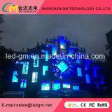 P5 écran extérieur de la location DEL Afficheur LED de location extérieur de 960 x de 960mm P5 HD