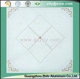 Teto Polymeric de venda popular do estilo simples - mármore branco