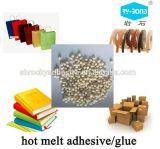 Pegamento caliente del derretimiento para la fabricación de papel de la maneta de la cuerda