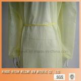 Tissu non-tissé de Spunlace pour la robe chirurgicale