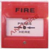 Сработанная рукой кнопка сигнала тревоги (XHL20004)