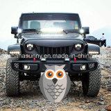 Parrilla superior de los halcones de la venta para el Wrangler del jeep con las piezas insertas