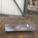 La placa del aluminio 5052 para el carro utilizó