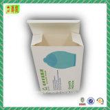 Rectángulo de papel suave revestido de la impresión de Custome para el embalaje
