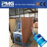 Máquina Semi-Auto del moldeo por insuflación de aire comprimido de 5 galones para el agua mineral