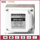 110V 220Vは変圧器向上し、