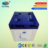 Batterie profonde 2V 1500ah de cycle de batterie rechargeable de VRLA