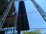 Vt4887 verdoppeln 8 Methoden-Minizeile Reihen-Lautsprecher des Zoll-3 für im Freien Konzert und Live-Show