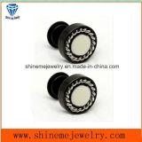 Плакировка черноты ювелирных изделий способа с белым стержнем уха серьги клея (ER2916)