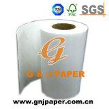 Papel de transferência térmica 100GSM em folha para impressão