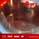 destilador elevado do álcôol da vodca do conhaque da gim do uísque do aquecimento de vapor 500L