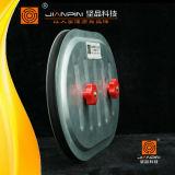 Porta de acesso quadrada galvanizada sistema da ATAC da alta qualidade